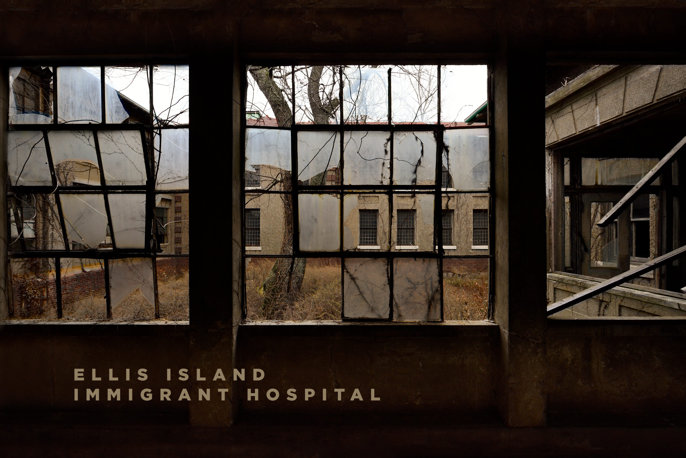 Ellis Island Immigrant Hospital