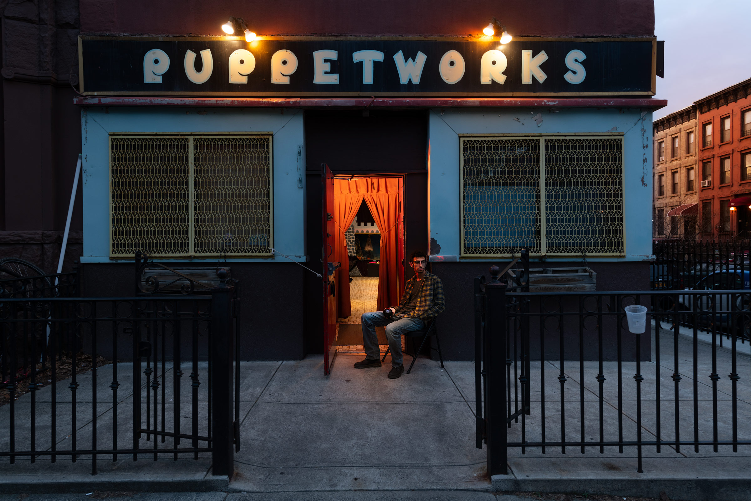 Nico-in-the-Puppetworks-Doorway-2-Twilight